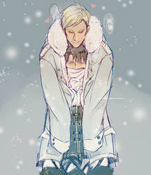 snow by CarrotCakeBandit
