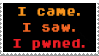 Stamp: I pwned by Roxy317