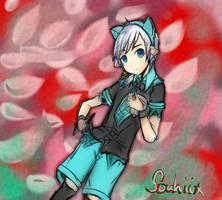 Souhiix by Akainai