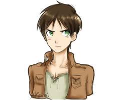 Eren by Akainai