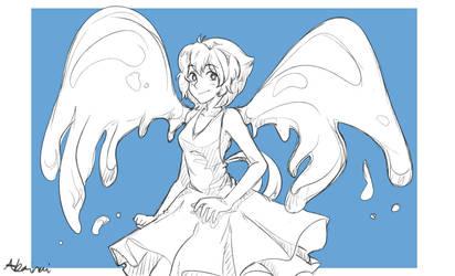 Lapis wings by Akainai