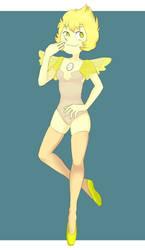 Yellow Pearl by Akainai