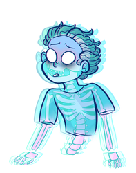 Dead Meat, Kid by Our-Celestial-Death