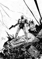 Robocop by AleAragon