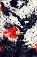 Black Widow by rockinrobin