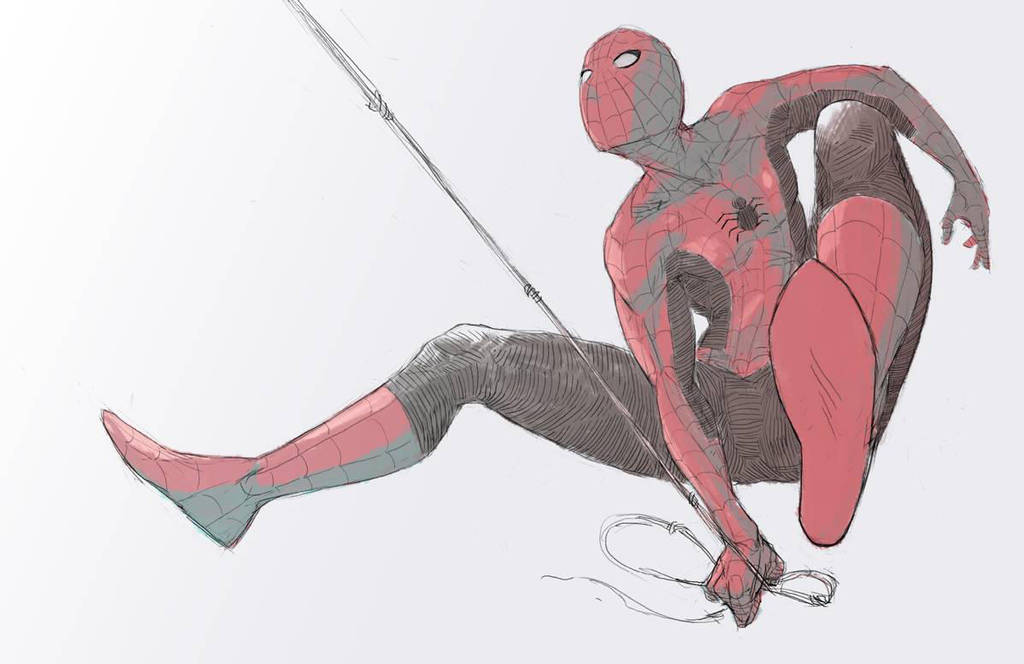 Spider-Man by Cairos