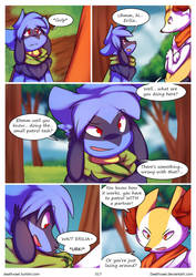 Aezae's Tales Chapter 1 Page 17 by Xael-The-Artist
