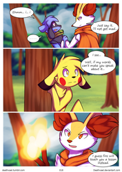 Aezae's Tales Chapter 1 Page 18 by Xael-The-Artist