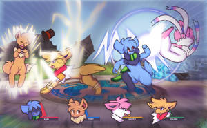 Super Pokemon Bros. by Xael-The-Artist