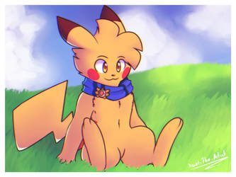 Resting on the hills by Xael-The-Artist