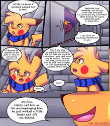 Aezae's Tales Chapter 4 Page 8 by Xael-The-Artist