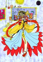 Masquerade Senshi- Kakyuu by CrystalSetsuna