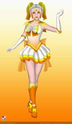 Sailor Candy Corn by CrystalSetsuna