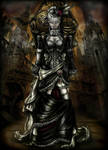 Steampunk Project - Victoria (Digital) by MadAndPerplexed