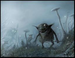 goblin gang by Vaghauk