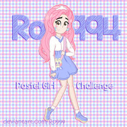 Pastel Girl Challenge by Ro994