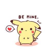 Be Mine by pikaira