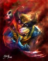 Wolverine by BrunofPaiva