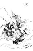 Thor by kevinmellon