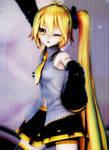 [MMD]Happy Happy Birthday[Tda Style Neru Default] by ny0g4n