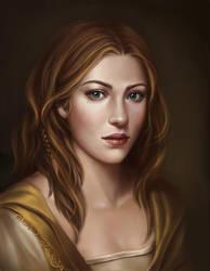Leena by acidlullaby