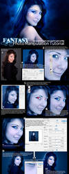 Fantasy Photoshop Tutorial by acidlullaby