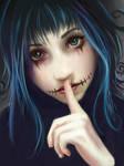 Hush by acidlullaby