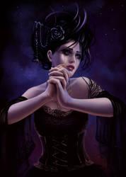Black Widow by acidlullaby