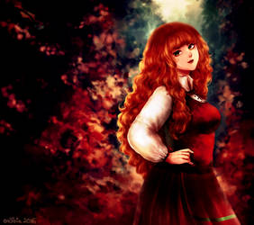ginger (and cinnamon) by Endiria