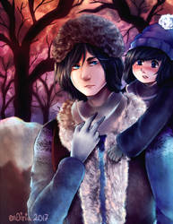 hey you, want to hear a goodnight tale 2 by Endiria