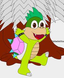 (OC) Smitty Koopa With Bio by KoopalingAndMarioFan