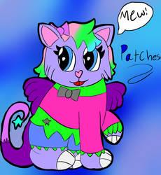(New OC) Patches The Cat by KoopalingAndMarioFan