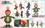 Character Model Lilty by LittleGeeky