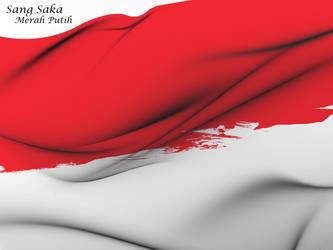 Sang Saka Merah Putih by pamanjee