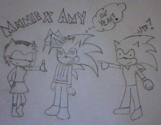 Manic X Amy by Amy3kforever