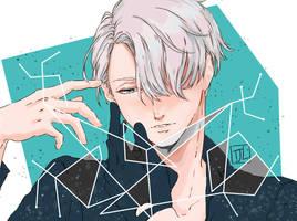 Victor by jennyandloiryan