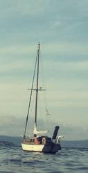 boat stock by psamathides
