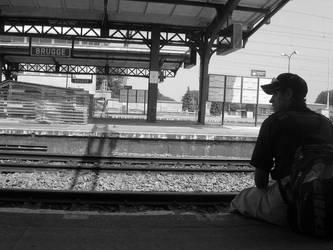 Along The Tracks 2 by alex-kun