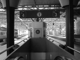 Train Booth by alex-kun