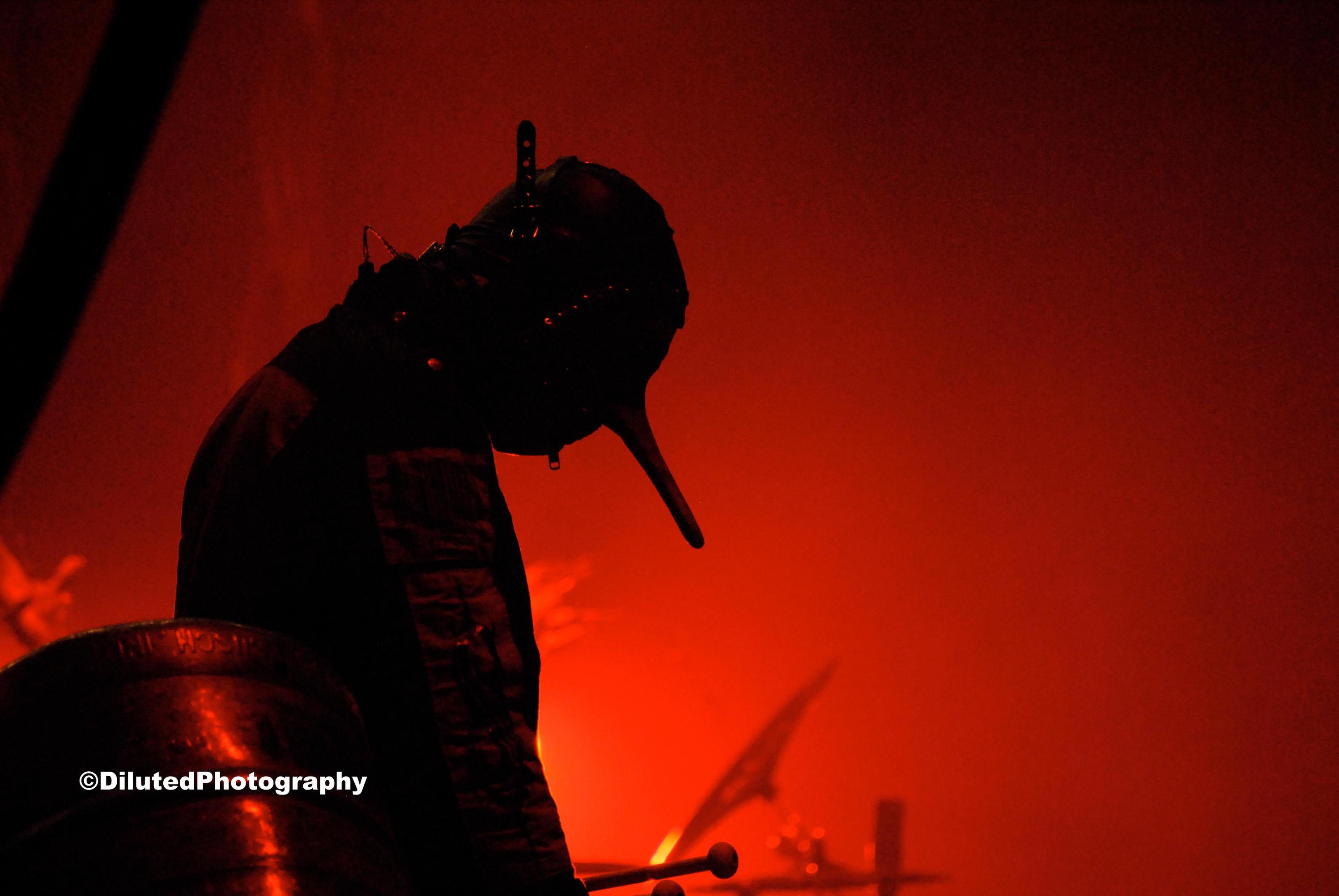 Chris Fehn Slipknot By DilutedPhotography
