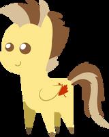 Maple Syrup OC #13 - Pointy Pony by Dxthegod