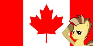 Happy Canada Day by Dxthegod