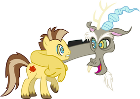 Maple Syrup and Discord (horrible title, I know) by Dxthegod