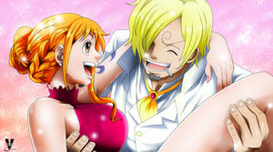 Nami and Sanji: A possible love? by YametaStudio