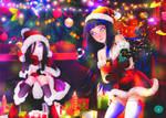 Happy Sexy Christmas! by YametaStudio
