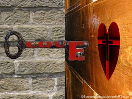 Love is the Key by ServantofJesus