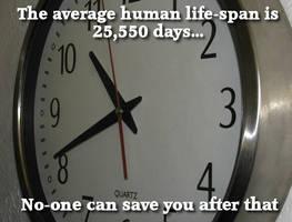 Human Life-Span by ServantofJesus
