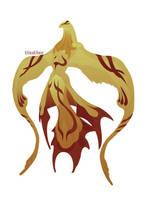 Quetzalcoatl from Final Fantasy VIII by ElixaElixir