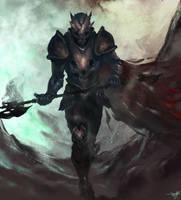 Dark Knight by NestorPriest