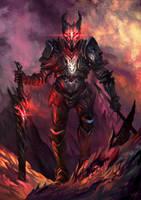 Dragonslayer by NestorPriest